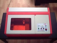 Laser Seal Engraving Machine for Making Seals (DC-K40(IV))