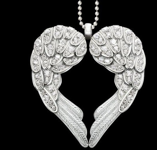 Wholesale Hot fashion 925 sterling silver new jewelry necklace heart pendant 18 inch super price! Free Shipping TN141(China (Mainland))