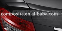 MERCEDES BENZ W204 C-CLASS 3PCS REAR WING TRUNK SPOILER (Brand new, no MOQ, In stock, Free shipping)