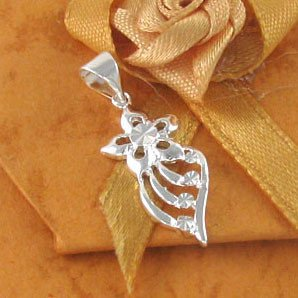 HOT!! Free Shipping 925 sterling silver charm.Super price 10pc/lot ,fashion charm