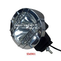 "free shipping+1 year warranty, 9-32V 35W+slim buit-in ballast+H3,7"" HID fog lamp,driving light, ITEM:SM901"