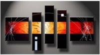 Modern Abstract Huge Art Oil Painting Guaranteed 100% Free shippingB