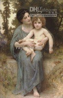 reproduction-artists-Bouguereau-Hand-painted-oil-painting-decoration-painting-Bou-006