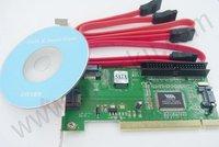 PCS SATA IDE Controller Card SATA Interface Cable #003