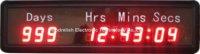 Great days countdown clock