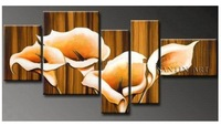 MODERN ABSTRACT CANVAS ART OIL PAINTING Guaranteed 100% Free shippingO