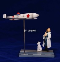 The Adventrues of Tintin Anime Figure-TT &Fighter 1