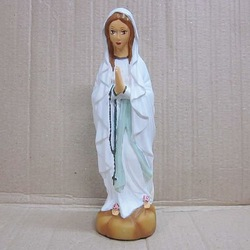 100% New Virgin Artificial Statue Art Decoration Gift Sample Free Shipping(China (Mainland))