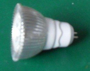 AC220V input 3*1W MR16 LED spotlight