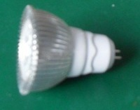 AC220V input 3*1W MR16 LED spotlight