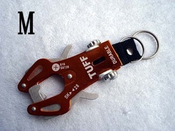(Free Shipping)KB-042 Camping Carabiner(M)(China (Mainland))