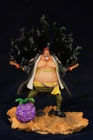 OnePiece Action Resin Figure-Marshall D Tea Statue
