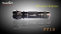 New Arrival,Shockproof,water resistant ,225Lumens,aluminum body,3W LED Flashlights light PT10