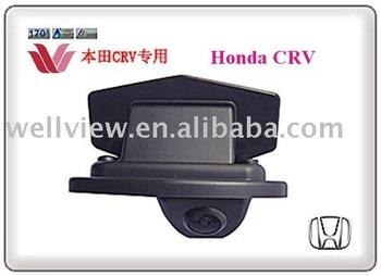 Car Backup Sensor Camera for Honda CRV,with guidance parking lines