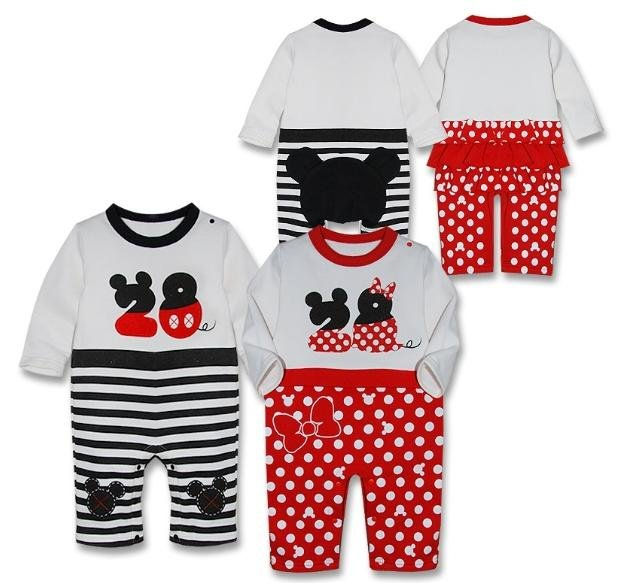 Baby rompers tuxedo bodysuit outfit toddler garments baby costumes jumpsuits shirt top tights TZ505(China (Mainland))