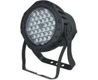 36pcs led street par light(3W)RGB+W waterproof LED lamp/DMX stage lighting/stage light/LED lantern/LED Par Cans