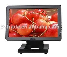 "10.1"" LED Monitor & Touchscreen VGA(HDMI/DVI input)"