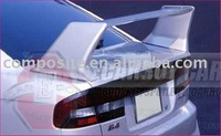 SUBARU 00-04 LEGACY B4 STI 3PCS REAR WING GT SPOILER (Brand new, no MOQ, In stock, Free shipping)