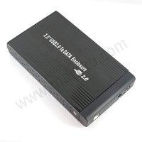 3.5 SATA External HDD HD Hard Disk Drive Enclosure 0803