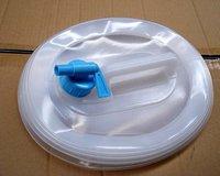 (Free Shipping)FL-013 8 Litre Foldable PE Water Jerrican