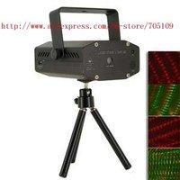 Освещения для сцены Mini Sound-control Holographic Laser Stage Lighting