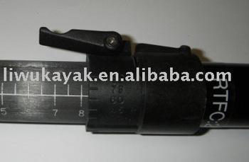 plastic length lock system