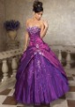 Wholesale - Princess Sweetheart Taffeta Sequins Matching Bolero Quinceanera Dresses Party Ball Prom Gown