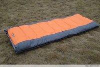 (Free Shipping) envelope sleeping bag ,camping , sleeping bag,Blankets,quilt