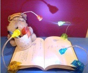 LED Night Book Reading Light table lamp mini CN post