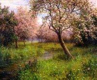 Landscape oil painting ,Venice Landscape, Hot,Contemporary Art (Hand painted canvas art )Venice-01222