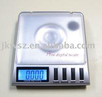 Freeshipping 5pcs 0.001 - 20g Digital Weighing Gem Jewelry Diamond Scale Pocket scale