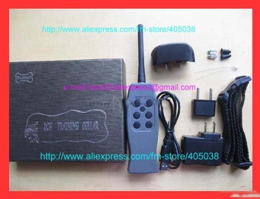 Little/Medium/Big Stubborn Dog Remote Training Collar for 1 dog -Rechargeable Version(China (Mainland))