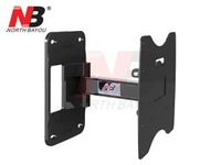 "LED bracket Tilt angle panel TV Bracket North Bayou NBL Series Cantilever TV Mounts  TV Mounts NBL380-S 10""-26"" flat p"