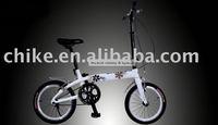 "*Promotion* - Free Shipping!!!16"" Carbon Fiber Folding Bike"