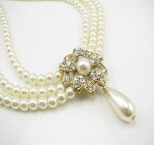 wholesale designer pearl necklace