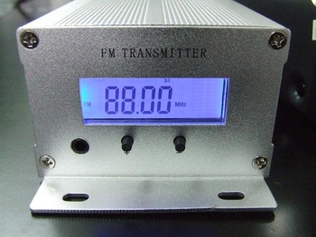 Wholesale FM Radio Station Transmitter Broadcast Kit 5W Guaranteed 100%