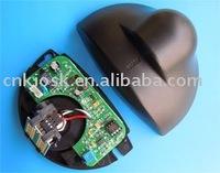 Microwave automatic door motion sensor