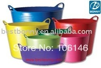 15L Eco-friendly Plastic PE bucket,wholesale price