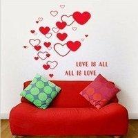 free shipping,Sticker,wall Sticker,colorful ,pvc sticker