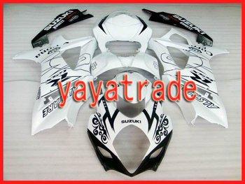 Motorcycle body part/Motorcycle abs fairing for SUZUKI GSXR1000 2007-2008 K7 automobile parts