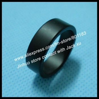 Free shipping black magic magnet rings in bulk packing 30pcs/lot for magic prop wholesale