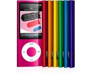 Cheapest 5th 8GB MP3 player 2.2 LCD Camera Scroll Wheel 1.3MP Camera Fashionable Mp3/ MP4 player