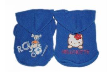 wholesale 16pc winter hello kitty pet clothes dog  shirt dog coat,pet product free shipping