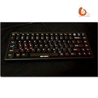 100% Original Genuine Noppoo Choc Mini 84 German Cherry Black Axis Wired USB Mechanical PC Keyboard Free Shipping