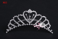 <WFSM>Free shipping.crown, headwear,wedding accessories  evening gown.wedding dresses.