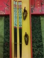 Chinese Chopsticks,bamboo, Gift Box, chopsticks, gift,Chinese arts and crafts,+Free shipping