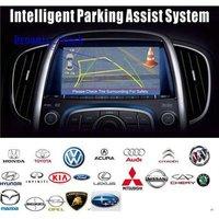 Car Intelligent Parking Assist System(IPAS)IPAS based on ESP/VSC/VSA/ESC/StabiliTrak+OBD canbus for VW AUDI BENZ