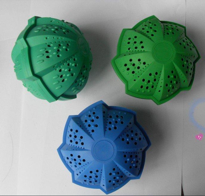 Ambiental lavanderia bola lavagem grátis frete Mini ordem 1 pcs(China (Mainland))