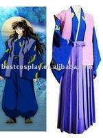 InuYasha Naraku Cosplay Costume free shipping