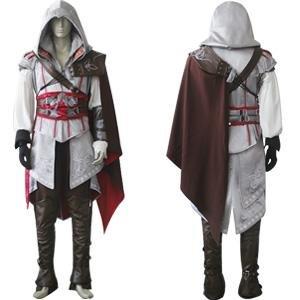 Ezio Cosplay on Ezio De La Foi De L Assassin De Costume De Cosplay De L Anime 1set